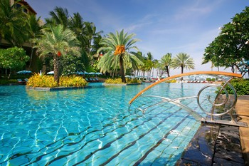dusit thani best five star luxury hotel with private club lounge vip in hua hin cha am thailand