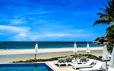 nern chaley best luxury good value cheap resort hotel beachside hua hin