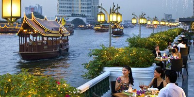 riverside terrace mandarin oriental best restaurants bangkok