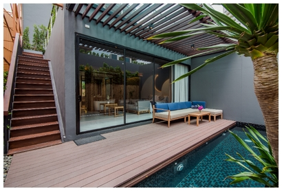 yana villas best luxury boutique hotels private pool villas hua hin thailand