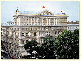 Palace hotels charming deluxe hotels in vienna first for Charming hotels of the world