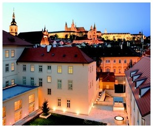 Best luxury charming boutique and palace hotels in for Luxury boutique hotels prague