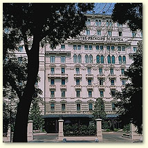 best hotels in milano principe di savoia