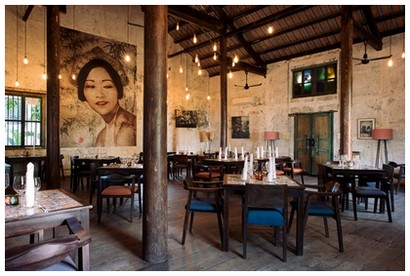 the chinese house best gastronomic asian pan-asian south african wine restaurant in phnom penh cambodia