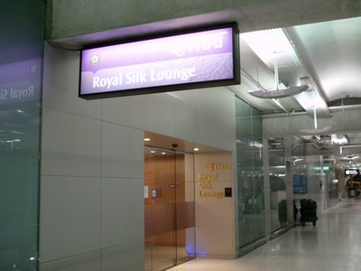aerosvit thai airways bangkok business class lounge