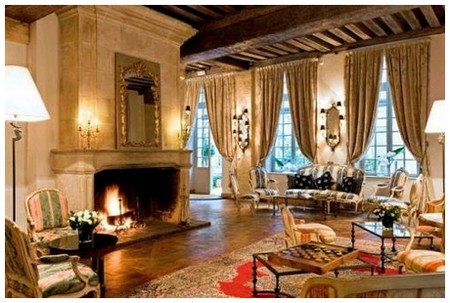 aubusson best luxury hotels in paris
