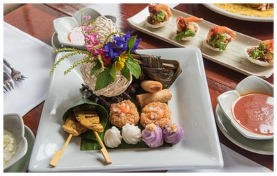 celadon best royal thai cuisine traditional bangkok in palace hotel the sukhothai