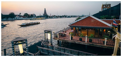 best exclusive lodging in the world bangkok thailand riverside menam princess narisa chakrabongse villa