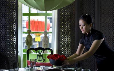 best luxury gourmet michelin star in bangkok thailand