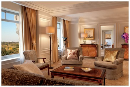 best luxury palace hotels in new york ritz carlton cental park