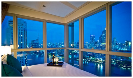 river residences best cheap five star luxury suites serviced appartment hotels bangkok thailand