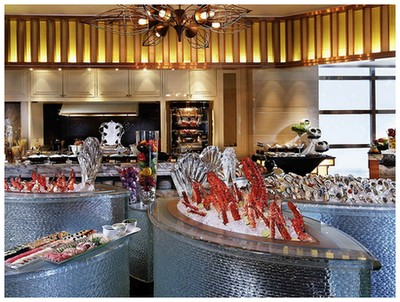 Best Seafood Buffet In Bangkok Thailand Voila Sukhumvit Sofitel Michelin Star