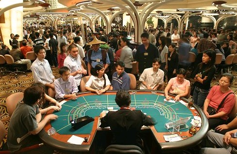 Where To Play Baccarat In Vegas