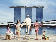the shoppes at marina sands bay top luxury shopping malls in singapore