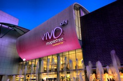 vivocity largest luxury first class shopping mall in singapore