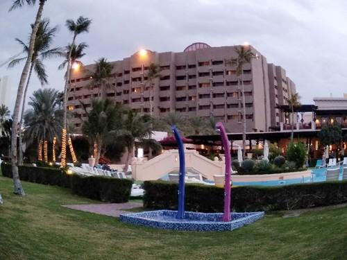 Intercontinental muscat premier business hotel urban for Hotel luxury oman