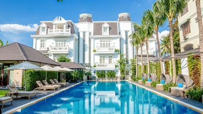 Villa s ng saigon best luxury boutique hotels palace for Leading boutique hotels of the world